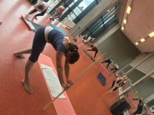 Pilates bâton
